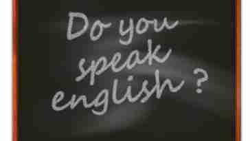 penggunaan bahasa inggris