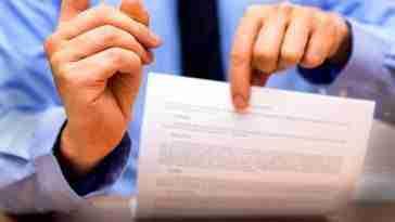 Surat peringatan kerja