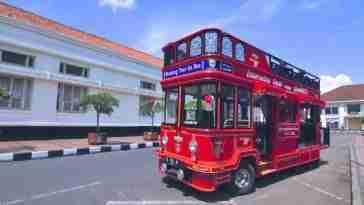 bus bandros Bandung