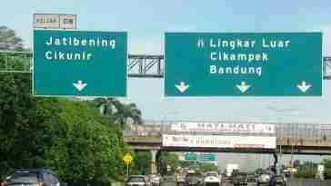 tarif tol Jakarta