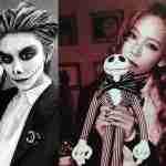 halloween idol kpop