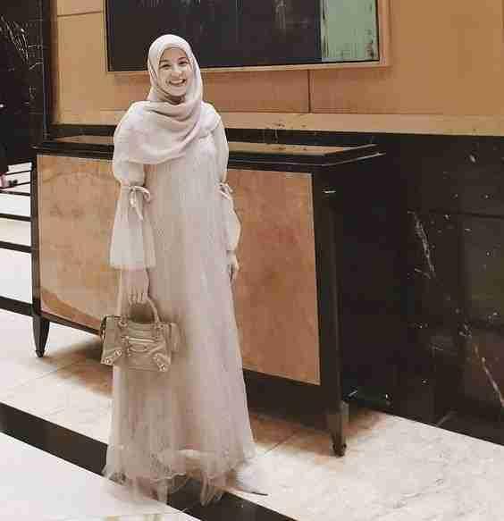 ootd hijab kondangan