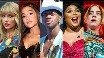 nominasi grammy awards