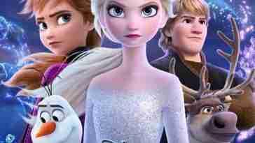 Sinopsis Frozen 2