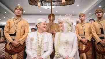 Hijab untuk pernikahan