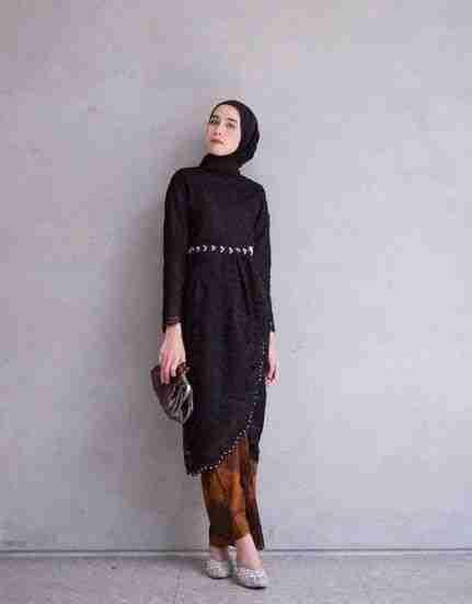 ootd kebaya hijab