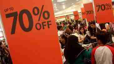 Midnight Sale Desember