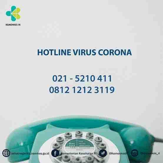 Corona virus indonesia