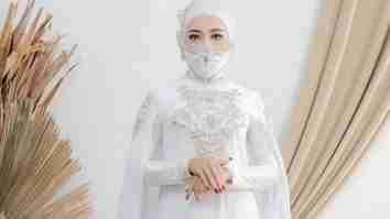 Masker pengantin