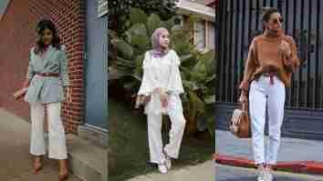 Ootd celana putih (1)