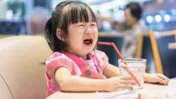 penyebab anak tantrum