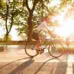 tips naik sepeda yang aman