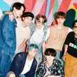 Poster single Dynamite BTS