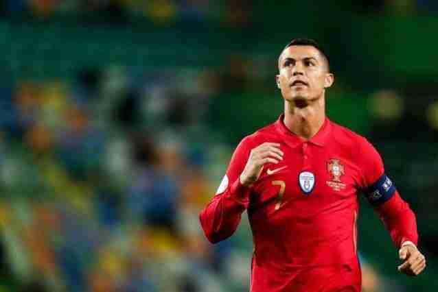 Cristiano Ronaldo Corona