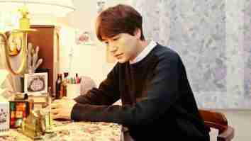 Lirik Lagu Daystar Kyuhyun
