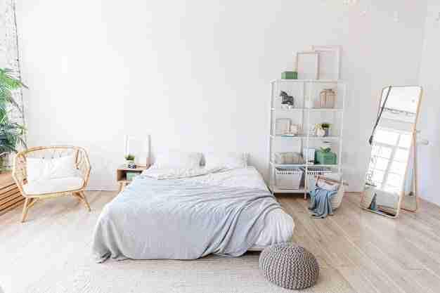 barang-barang di kamar tidur