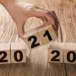 ucapan kata selamat tahun baru 2021 bahasa indonesia inggris bergerak gambar
