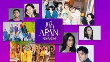 APAN Awards 2020