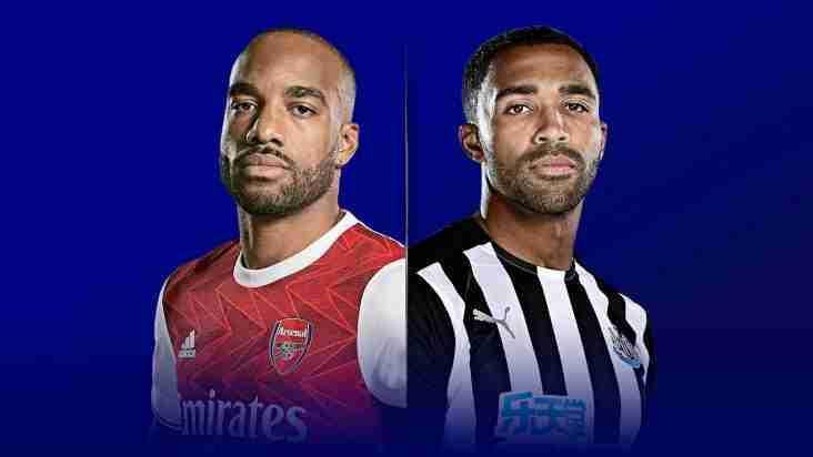 streaming Arsenal Newcastle