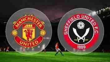 Man Utd Sheff Utd