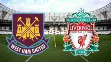 streaming West Ham Liverpool