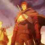 nonton serial anime dota: dragon's blood sub indo