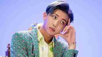 lirik lagu Don't eAeon featuring RM BTS