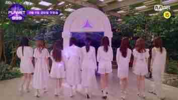 lirik lagu O.O.O (Over & Over & Over) Girls Planet 999 terjemahan